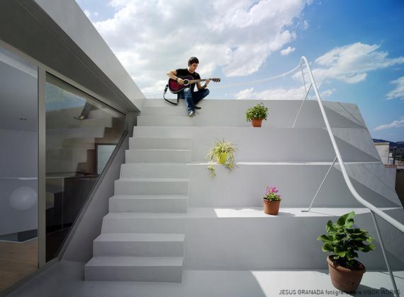 La Casa Lude nominada  a los premios Mies van der Rohe