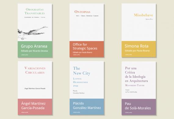 Presentamos el diseño de las cubiertas de los títulos-semilla